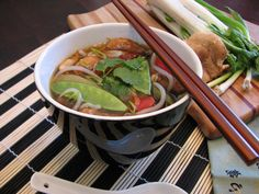 Weight Watchers 0 Point Asian Inspired Soup Recipe