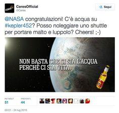 Ceres Kepler