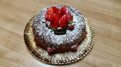 Sims Cake Shop: Naked cake de chocolate
