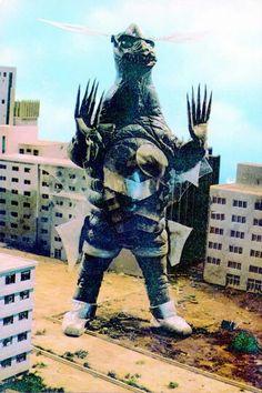 Vibe alien (Ultraman Leo)