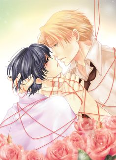 Poster Yaoi - Maiden Rose