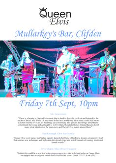 Mullarkeys Bar Clifden Sept 7th 2012 Music Videos, Bar, Movie Posters, Film Poster, Popcorn Posters, Film Posters, Poster