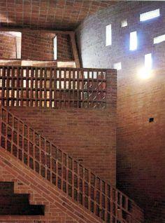 Cristo Obrero Church, Eladio Dieste