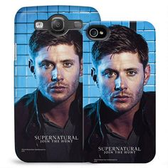 Dean Winchester - Supernatural iPhone and Galaxy case