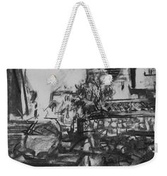 Sozopol V Weekender Tote Bag x by Florin Barza. The tote bag includes cotton rope handle for easy carrying on your shoulder. Days Out, Poplin Fabric, Weekend Getaways, Bag Sale, Fine Art America, Street Wear, Tote Bag, Bags, Painting