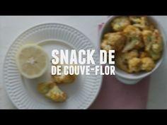 Snack de couve-flor | Dicas de Bem-Estar - Lucilia Diniz - YouTube
