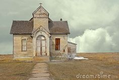 abandoned country churches | Church Royalty Free Stock Photography - Image: 14075987