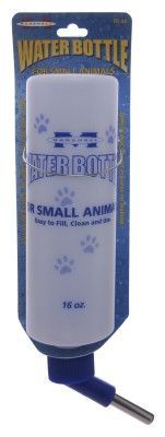 SMALL ANIMAL - VITAMINS & SUP - MARSHALL WATER BOTTLE - 16 OZ - MARSHALL PET PRODUCTS - UPC: 766501002263 - DEPT: SMALL ANIMAL PRODUCTS