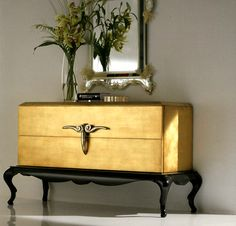(cover only)  black bench and brass wing handles.