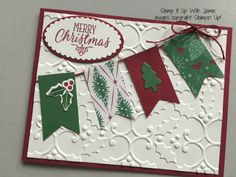 Merry Christmas - Stamp It Up With Jaimie - Stampin Up