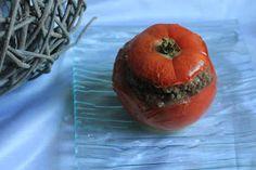 tomates au bœuf recette thermomix !