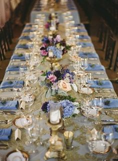 really fabulous table...All Things Shabby and Beautiful