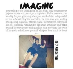 Imagine- Niall Horan