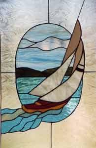 Warner Stained Glass - Debbie Bennett-Vidaure Online Gallery