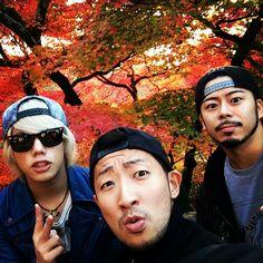 Hiro, Masack & Nob