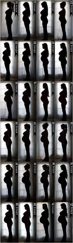 15 Photography Ideas For Capturing Your Pregnancy Progress