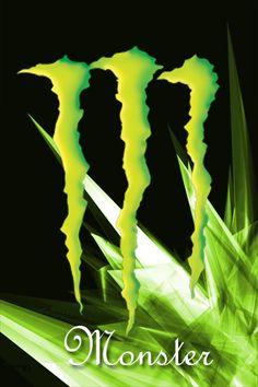 Monster Energy iPhoneWallpaper by LMKGrafixDesign on DeviantArt Monster Energy Drink Logo, Monster Energy Girls, Best Iphone Wallpapers, Gothic Art, Mobile Wallpaper, Energy Drinks, Photoshop, Fox Racing, Art Prints