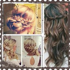 Wessing Hair style from DaisyChain events https://www.facebook.com/hellodaisychain?hc_location=timeline