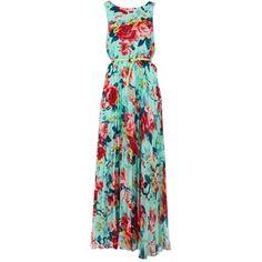 Louche Electra Maxi Dress