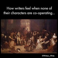 Ever so often, the life of a writer. Writing Quotes, Writing Advice, Writing A Book, Writing Prompts, Writing Ideas, Writer Memes, Book Memes, Retro Humor, Satire