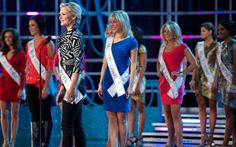 Miss America 2013 | Out + About Features | The Best of the Twin Cities | Mpls.St..Paul Magazine: Siri during opening number at Miss America 2013.