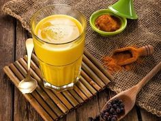 Turmeric Liquid Gold Recipe to Reduce Inflammation (Video)