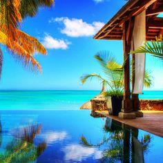 #mauritius #beachcomberhotels #island #holiday #travel #colors