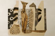 Image detail for -Collage on Paper