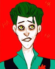 John Doe ( joker ) Art from batman the enemy within Batman Telltale, All Jokes, The Enemy Within, John Doe, Joker Art, Im Batman, Art Things, Bane, Dc Universe