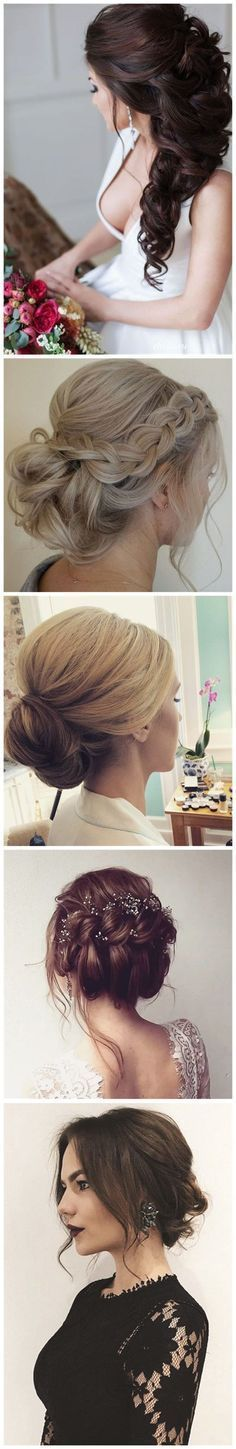Wedding Hairstyles » Come and See why You Can't Miss These 30 Wedding Updos for Long Hair❤️ See more: http://www.weddinginclude.com/2017/02/come-and-see-why-you-cant-miss-these-wedding-updos-for-long-hair/ #weddinghairstyles