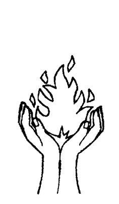 Drawing Cup, Fire Drawing, Tribal Art Tattoos, Arm Tattoos, Tatoos, Angel Wings Clip Art, Music Staff Tattoo, Vintage Clock Tattoos, Dandelion Drawing