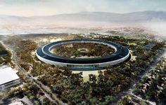 Norman Foster explica futura sede da Apple