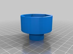 BMW E39 Oil filter socket by nemesisf16 - Thingiverse