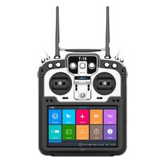 WFLY T18 18CH 5.8Ghz 2.4Ghz Transmitter With W.BUB Receiver Support Android WIFI GPS FPV