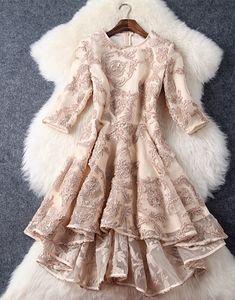 Cute round neck short prom dress, cute homecoming dress, cute formal dress, evening dress for teens