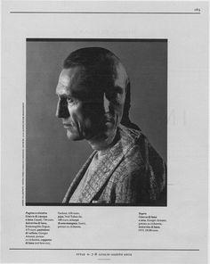 Robert Knighton is Marcel Duchamp for Style Magazine