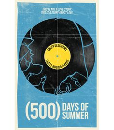 THE movie. 500 Days Of Summer poster