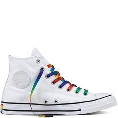 Converse Chuck Taylor All Star Pride Ox Zapatillas de Lona