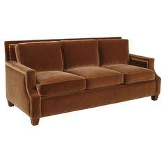 EmersonBentley Product Detail 1011-03 - Dexter Sofa 85 inch