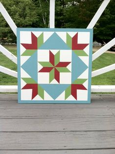 Passion Tulips of Maine Barn Quilt, Indoor/Outdoor tulip quilt block, quilting patterns by RusticWoodCutouts on Etsy Quilt Square Patterns, Barn Quilt Patterns, Square Quilt, Quilting Patterns, Quilting Ideas, Barn Quilt Designs, Quilting Designs, Barn Star Decor, Barn Signs