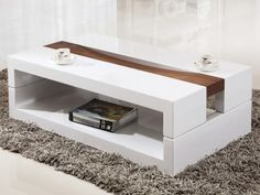 Amazing Modern Wooden Center Tale Designs For Living Room Table Is A Most Important Part