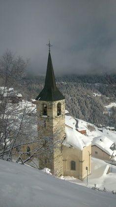Chandolin, Valais, Switzerland