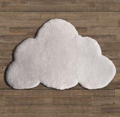 via BKLYN contessa :: sheepskin cloud rug :: restoration hardware #child #design