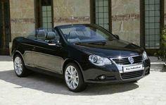 Volkswagen Eos Black