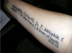 Bookish – Tattoos | Life is Short. Read Fast.