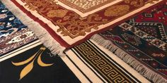 Cleaning and Caring for Your Beautiful Oriental Rugs.