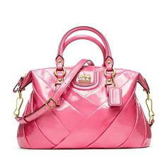 Coach Madison Diagonal Pleated Patent Leather Juliette 21304 Silver/Petal Coach,http://www.amazon.com/dp/B00CJJU8FW/ref=cm_sw_r_pi_dp_T-lytb0QMHAX7WXR