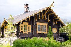 Oh, the charming villas of Mariehamn, Åland <3 #travelblog #travelphotography #Mariehamn #Åland #Aland #visitåland #wanderlust #exploretheworld #visitfinland