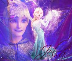 Pure beauty in Jelsa! I ❤️this edit!!!