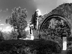 Cœur de la chapelle Saint Vincent à Digne les bains ( Circuit des trois chapelles )